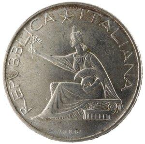 D/ Repubblica Italiana. 500 Lire 1961 Unità d'Italia. Ag. Gig. 41. FDC.