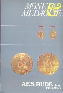 obverse: AES RUDE s.a. – Lugano, 9- Aprile- 1994. Asta n. 16. Monete greche,romane, bizantine medioevali, e moderne, medaglie. pp. 34, nn. 731, tavv. 42.