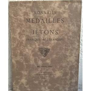 obverse: FLORANGE J. – Paris, 1926. Monnaies, médailles et jetons français & étrangers. pp. 32, nn. 832.