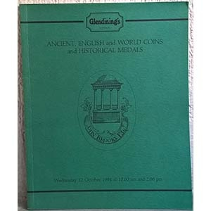 obverse: GLENDINING & Co. – London, October 12 1994. Ancient, English and world coins and historical medals. pp. 48, nn. 876, tavv. 13