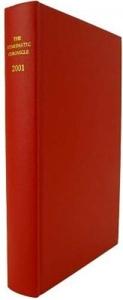 obverse: AA. VV. – The Numismatic Chronicle. Volume 161. London, 2001. pp. 412+xviii, tavv. 58.