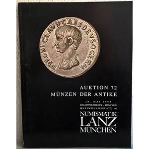 obverse: NUMISMATIK LANZ – Munchen, 29 may 1995. Auktion 72. Munzen der antike. pp. 86, nn. 936, tavv. 35.