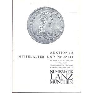 obverse: NUMISMATIK LANZ - Munchen 27 Mai 2003. Auktion 115 Mitterlalter und neuzeit. pp. 79, nn. 1236, tavv. 78. importante