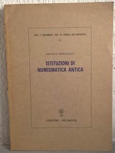 obverse: BERNAREGGI E. – Istituzioni di Numismatica antica. Milano, 1973. pp. 133, tavv. 29.