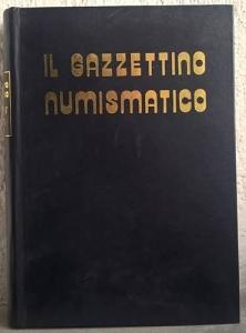 obverse: AA.VV. - Il Gazzettino Numismatico ANNATA COMPLETA 1976 rilegata