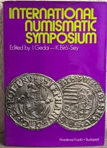 obverse: GEDAI I., BIRO'-SEY K. – Proceedings of the International numismatic symposium. Budapest, 1980. pp. 221, tavv. 39