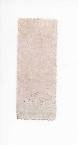 R/ CARTAMONETA. REGNO D'ITALIA. Vittorio Emanuele II (1861-78) Marca da bollo da Lire 10 del 16-11-1862. Usato come banconota. (Certificato Nasi W.). Rarissimo (R4) SPL