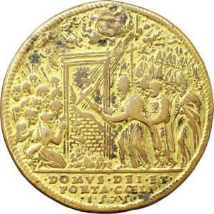 Reverse image of coin 1001