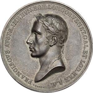 obverse: Venezia. Medaglia 1815, per il Giuramento delle Provincie Venete