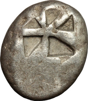 Reverse image of coin 111