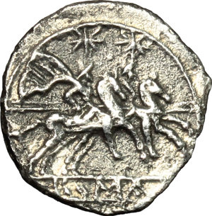 Reverse image of coin 152