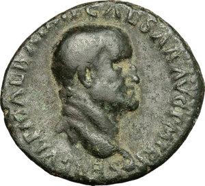 obverse: Galba (68-69).. AE As, Rome mint