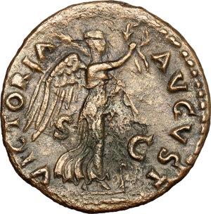 reverse: Titus as Caesar (69-79).. AE As, 73 AD