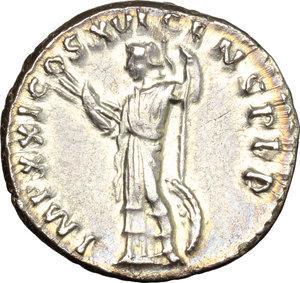reverse: Domitian (81-96).. AR Denarius, 92 AD