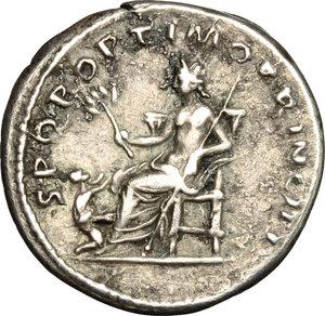 reverse: Trajan (98-117).. AR Denarius, 103-111 AD