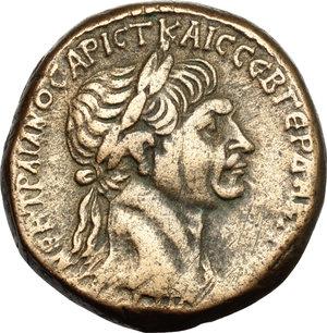 obverse: Trajan (98-117).. AE 25 mm. Laodicea and Mare, Seleucis and Pieria