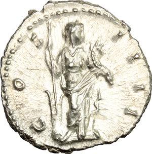 reverse: Antoninus Pius (138-161).. AR Denarius, 151-152 AD