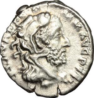 obverse: Commodus (177-192).. AR Denarius, 191-192 AD