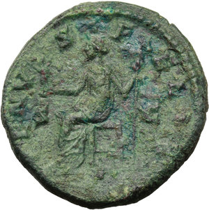 reverse: Crispina, wife of Commodus (died 183 AD.).. AE As