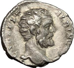 obverse: Clodius Albinus (193-195).. AR Denarius, Rome mint