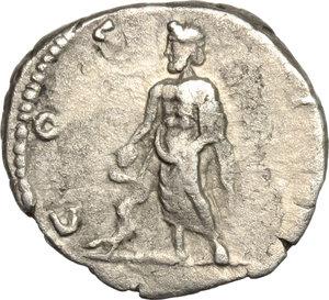 reverse: Clodius Albinus (193-195).. AR Denarius, Rome mint
