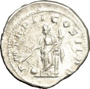 reverse: Elagabalus (218-222).. AR Antoninianus, 219 AD