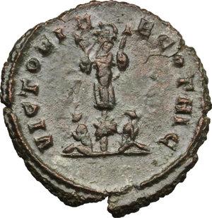 reverse: Claudius II Gothicus (268-270).. BI Antoninianus, circa 269 AD. Cyzicus mint