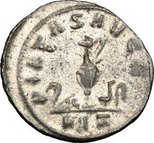 reverse: Carinus as Caesar (282-283).. BI Antoninianus, Rome mint