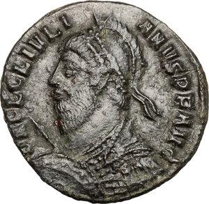 obverse: Julian II (360-363).. AE 19 mm, circa 361-363. Heraclea mint