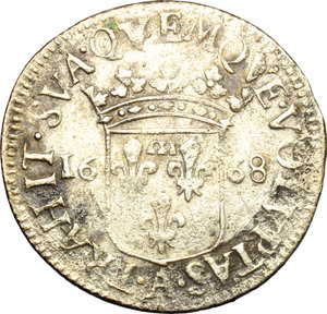 Reverse image of coin 564