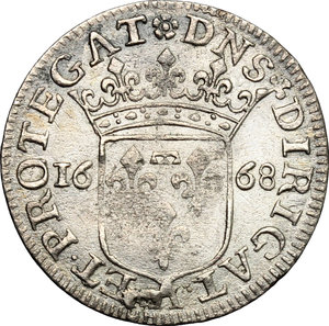 Reverse image of coin 565