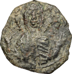 Reverse image of coin 569