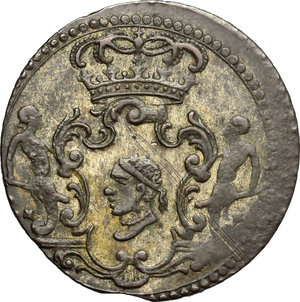 obverse: Corte. 4 Soldi 1765