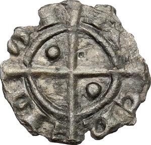 reverse: Cremona.  Comune (1155-1330). . Denaro imperiale