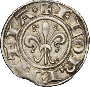 obverse: Firenze.  Repubblica (sec. XIII - 1532). Fiorino di stella da 12 denari