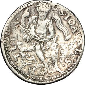 reverse: Firenze.  Cosimo I de  Medici (1537-1574). Stellino 1554