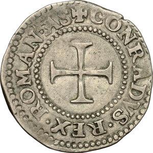 obverse: Genova.  Dogi Biennali (1528-1797).. Cavallotto, I fase (1528-1541)