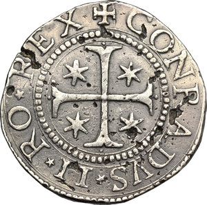 reverse: Genova.  Dogi Biennali (1528-1797).. Scudo 1626