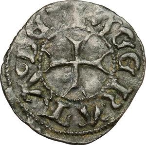 obverse: Macerata.  Autonome (1392-1447). Picciolo