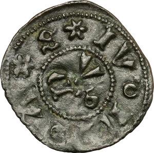 reverse: Macerata.  Autonome (1392-1447). Picciolo