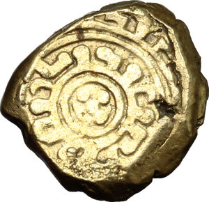 obverse: Messina.  Federico II (1197-1250). Multiplo di tarì