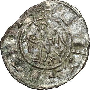 reverse: Messina.  Federico II (1197-1250). Denaro