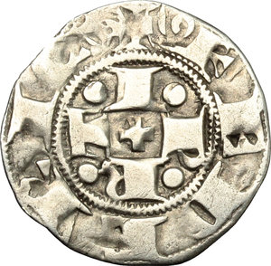 reverse: Modena.  Comune (1226-1293).. Bolognino