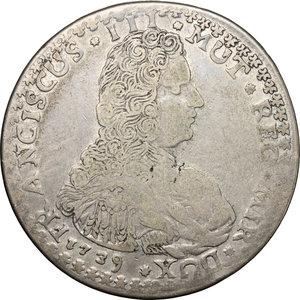 obverse: Modena.  Francesco III d Este (1737-1780).. Scudo 1739