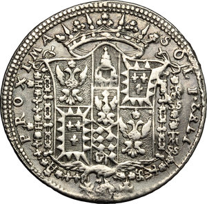 reverse: Modena.  Ercole III d Este (1780-1796). Scudo 1782