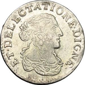 obverse: Monaco.  Ludovico I Grimaldi (1662-1701). Luigino 1667