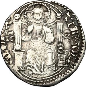 reverse: Venezia.  Giovanni Mocenigo (1478-1485). Marcello, sigla A B
