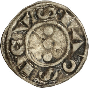 Reverse image of coin 806