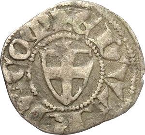 obverse: Edoardo (1323-1329). Forte I tipo, S.Maurizio(?)