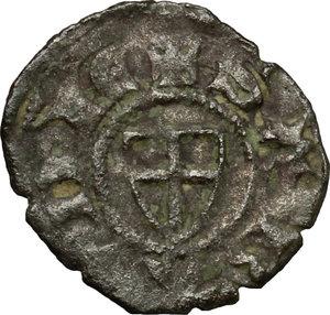 obverse: Aimone (1329-1343).. Obolo con scudetto